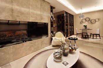 170平三居现代风格案例欣赏现代厨房装修图片