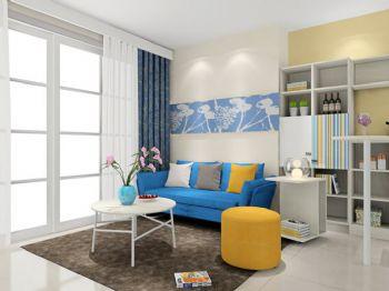韩式风格客厅案例简约客厅装修图片