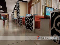 个性网吧装修设计酒店装修图片