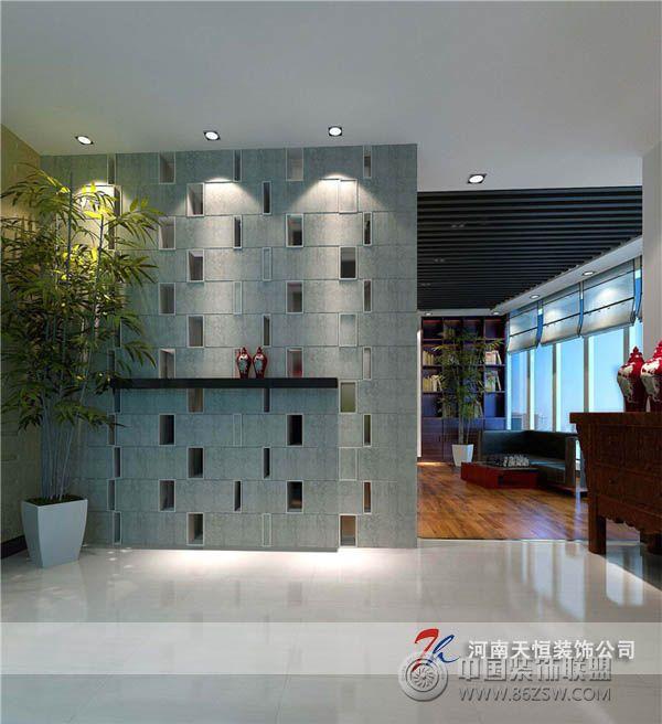 高端精品办公楼装修 单张展示 办公室装修效果图 八六 中国 装饰联盟装