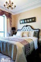幸福时代109平简欧风格欧式卧室装修图片