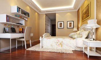 186平四居现代风家居现代卧室装修图片
