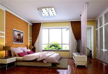 151平三居混搭风格案例欣赏混搭卧室装修图片