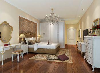 欧式风格装修案例欧式卧室装修图片