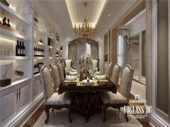 成都尚层装饰别墅装修复地御香山现代混搭风格案例欣赏混搭风格别墅