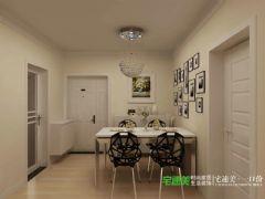 伟星金域华府两室两厅90平现代风格装修效果图现代客厅装修图片