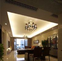 城南一号经典现代风格案例现代客厅装修图片