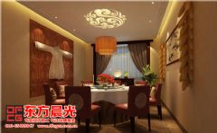 東方晨光專業承接中式飯店設計