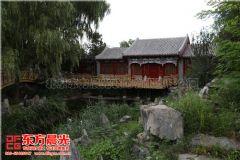 中式仿古建筑设计古建装修-东方晨光