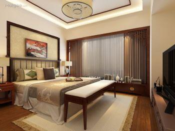 恬静舒适卧室设计