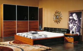 恬静舒适卧室设计田园装修图片