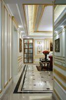 SL南宁霖峰壹号欧式宫廷风格样板房设计欧式风格大户型