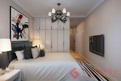融科林语-简约风格现代卧室装修图片