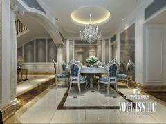 乐山金水湾装修设计效果图欣赏美式餐厅装修图片