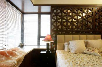 120平三居中式风格案例