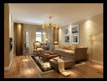 340平别墅欧式古典风格