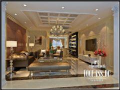 领域欧式风格案例欣赏欧式客厅装修图片