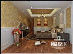 领域欧式风格案例欣赏欧式卧室装修图片