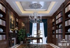 欧式新古典浪漫风格案例古典儿童房装修图片