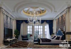 欧式新古典浪漫风格案例古典玄关装修图片