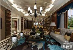欧式新古典浪漫风格案例古典风格别墅