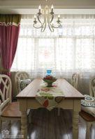 武汉115平三室两厅装修要多少钱混搭餐厅装修图片