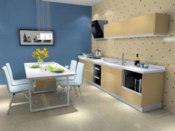 最新个性厨房设计案例简约厨房装修图片