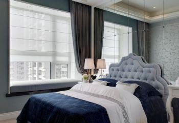 132平新古典设计案例古典卧室装修图片