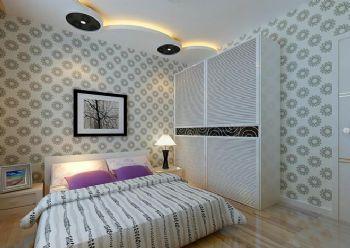 185平四居现代风格案例现代卧室装修图片
