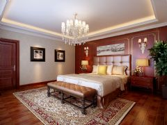 欧式风格案例欧式卧室装修图片