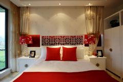 中式案例中式卧室装修图片
