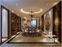 龙湖世纪峰景新中式风格案例欣赏中式风格别墅