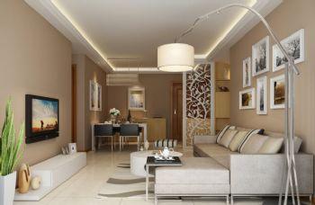 个性隔断设计演绎不同风格客厅现代其它装修图片