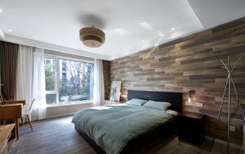 126平北欧温暖家居案例欧式卧室装修图片