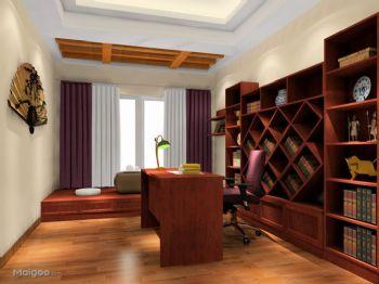 榻榻米书房现代其它装修图片