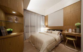 112平简约风格案例简约卧室装修图片