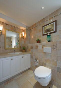 现代简约卫生间装修案例现代卫生间装修图片