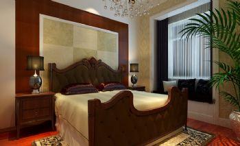 110平现代风格案例现代卧室装修图片