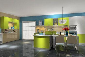 清新厨房搭配设计