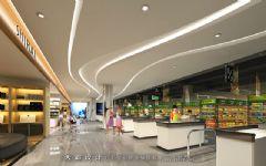 优质商场装修效果图商场装修图片