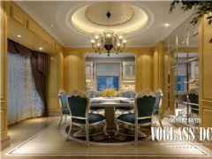 设计师推荐美城悦荣府欧式风格案例欧式风格别墅