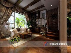 郑州别墅装修案例中式其它装修图片