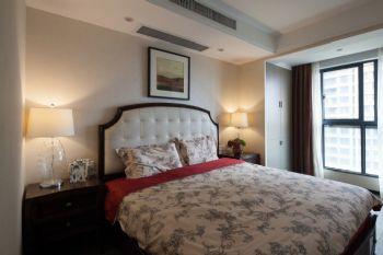 卧室设计装修案例田园卧室装修图片