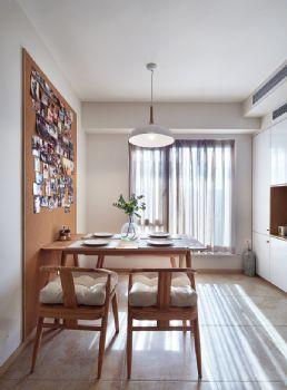 125平简单装修中式复式装修效果图中式餐厅装修图片