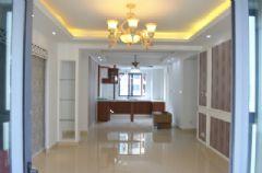 诚河新旅城混搭风格完工实拍图混搭客厅装修图片