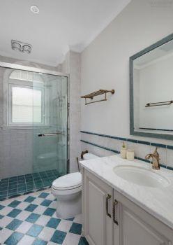 320平中式欧式装修效果图中式卫生间装修图片