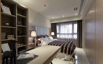 85平韩式风格装修图片卧室装修图片
