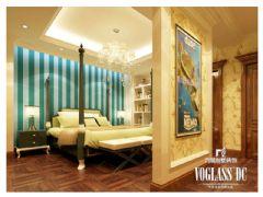 欧香小镇欧式风格案例欣赏2欧式卧室装修图片