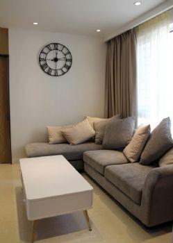78平北欧雅居装修效果图欧式客厅装修图片