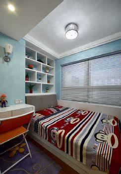 别具一格的儿童房设计图儿童房装修图片